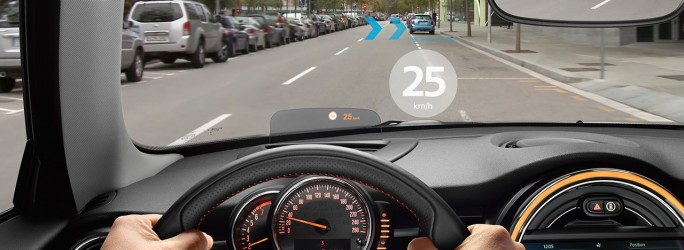 Mini Augmented Vision (Bild: BMW)