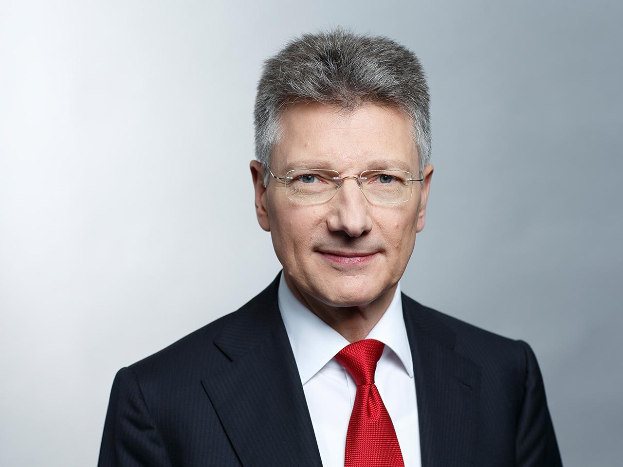 Vorstandschef Elmar Degenhart. (Bild: Continental)