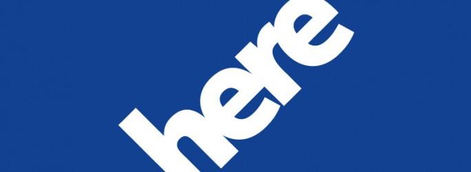 Logo Nokia Here (Bild: Nokia)