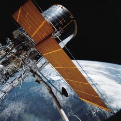 Hubble-Weltraumteleskop (Bild: NASA)