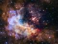 Westerlund 2 (Bild: NASA)