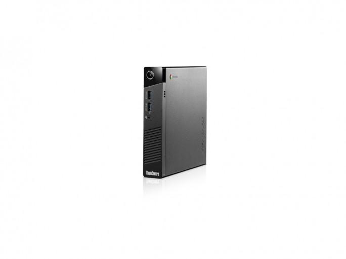 Die ThinkCentre Chromebox hat ein Volumen von einem Liter (Bild: Lenovo).