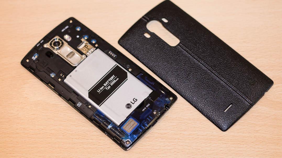 LG G4 (Bild: Gizmodo)