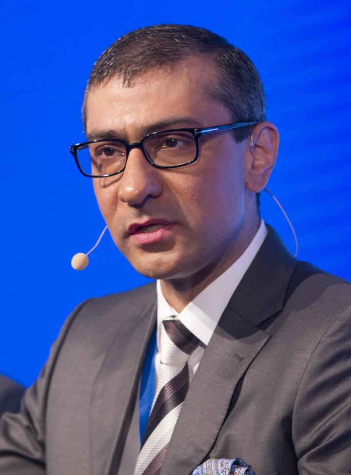 Nokia-CEO Rajeev Suri. (Bild: Nokia)