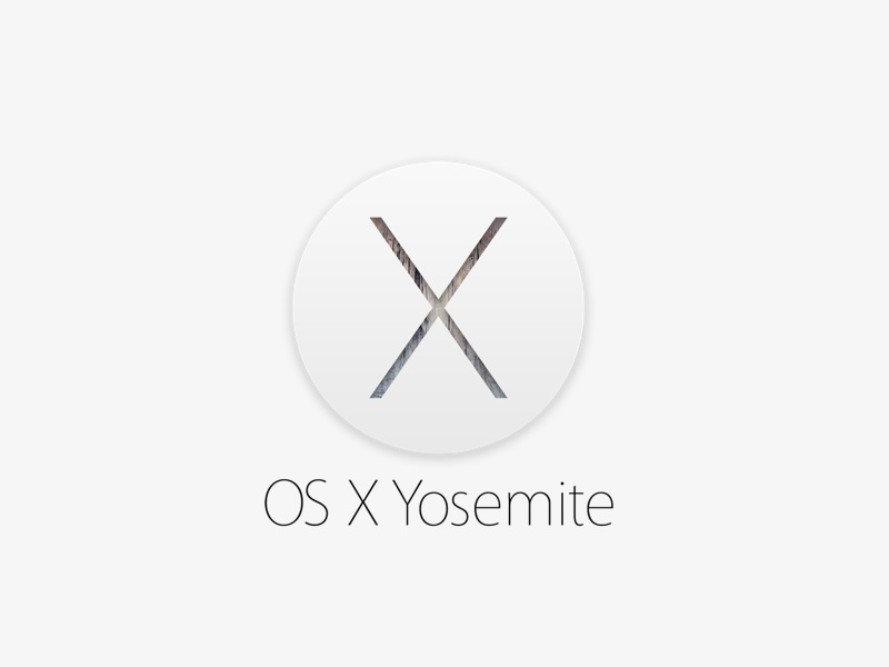 Mac OS X 10.10 Yosemite (Bild: Apple)