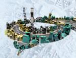 Smart City - intelligente Netzwerke mit 10 Milliarden IoT-Geräten