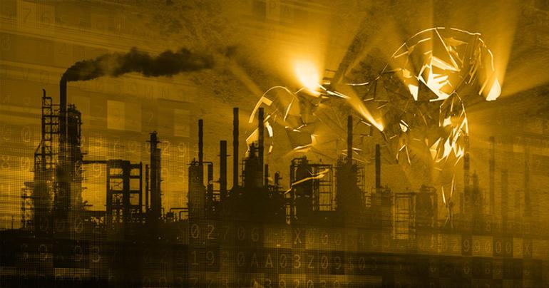 Laziok greift Öl- und Gasfirmen an. (Bild: Symantec)