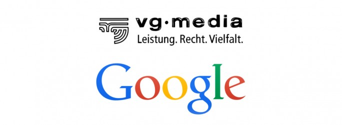VG Media vs. Google (Bild: VG Media/Google)