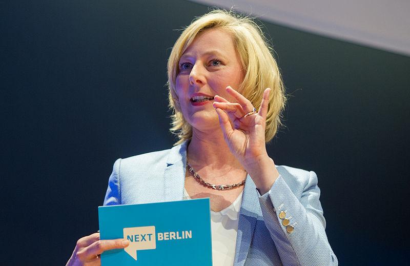 Gesche Joost soll auf Hartmut Mehdorn in den SAP-Aufsichtsrat nachfolgen. (Bild: Next13/Next Berlin)