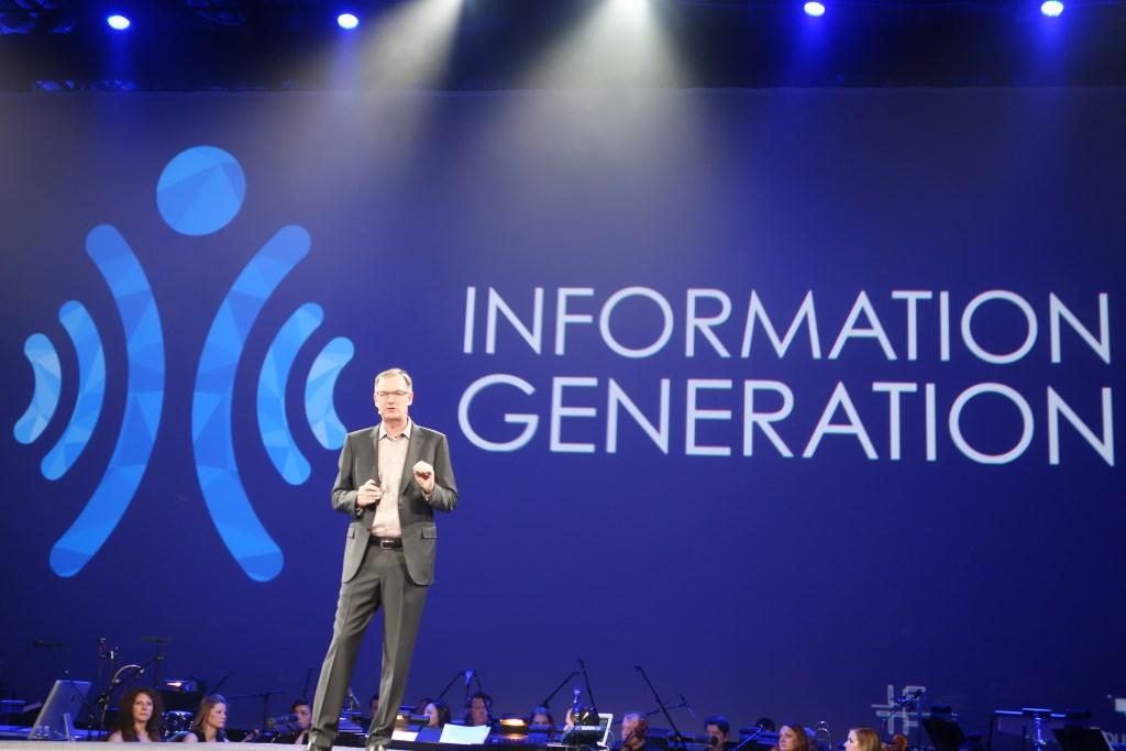 David Goulden, CEO EMC Information Infrastructure. (Bild: Ariane Rüdiger)