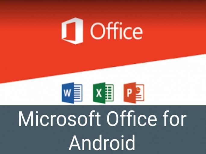 Office für Android (Bild: Microsoft)