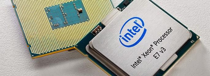 Intel Xeon E7 v3. (Bild: Intel)