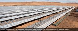 Apples Solarfarm in Hongyuan liefert den Strom für alle Ladengeschäfte und Büros des Unternehmens in China (Bild: Apple).