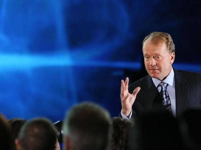 Cisco-CEO John Chambers tritt zurück. (Bild: ZDNet.com)