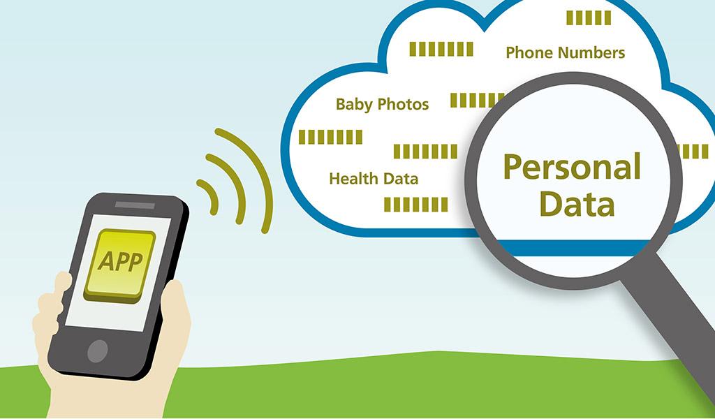 Nutzerdaten landen oft ungewollt in der Cloud, weil App-Entwickler bei der Authentifizierung schlampen (Grafik: Fraunhofer SIT).