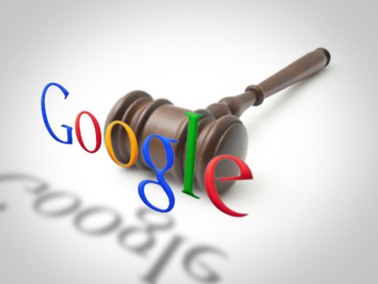Google Gericht (Bild: News.com)