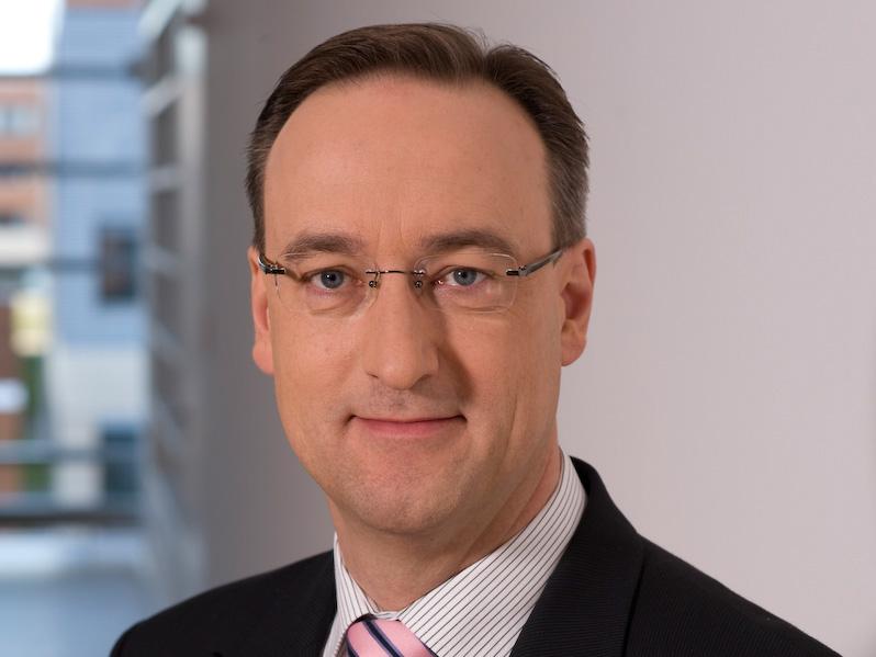 Dr. Helmut Gassel, Präsident des Geschäftsfelds Industrial Power Control bei Infineon. (Bild: Infineon)