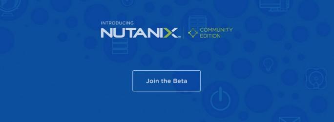 Nutanix bietet auch eine Community-Version der eigenen Lösung. (Bild: Nutanix)