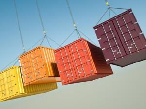 Supply-Chain-Management, Cloud SCM und Container. (Bild: Shutterstock)