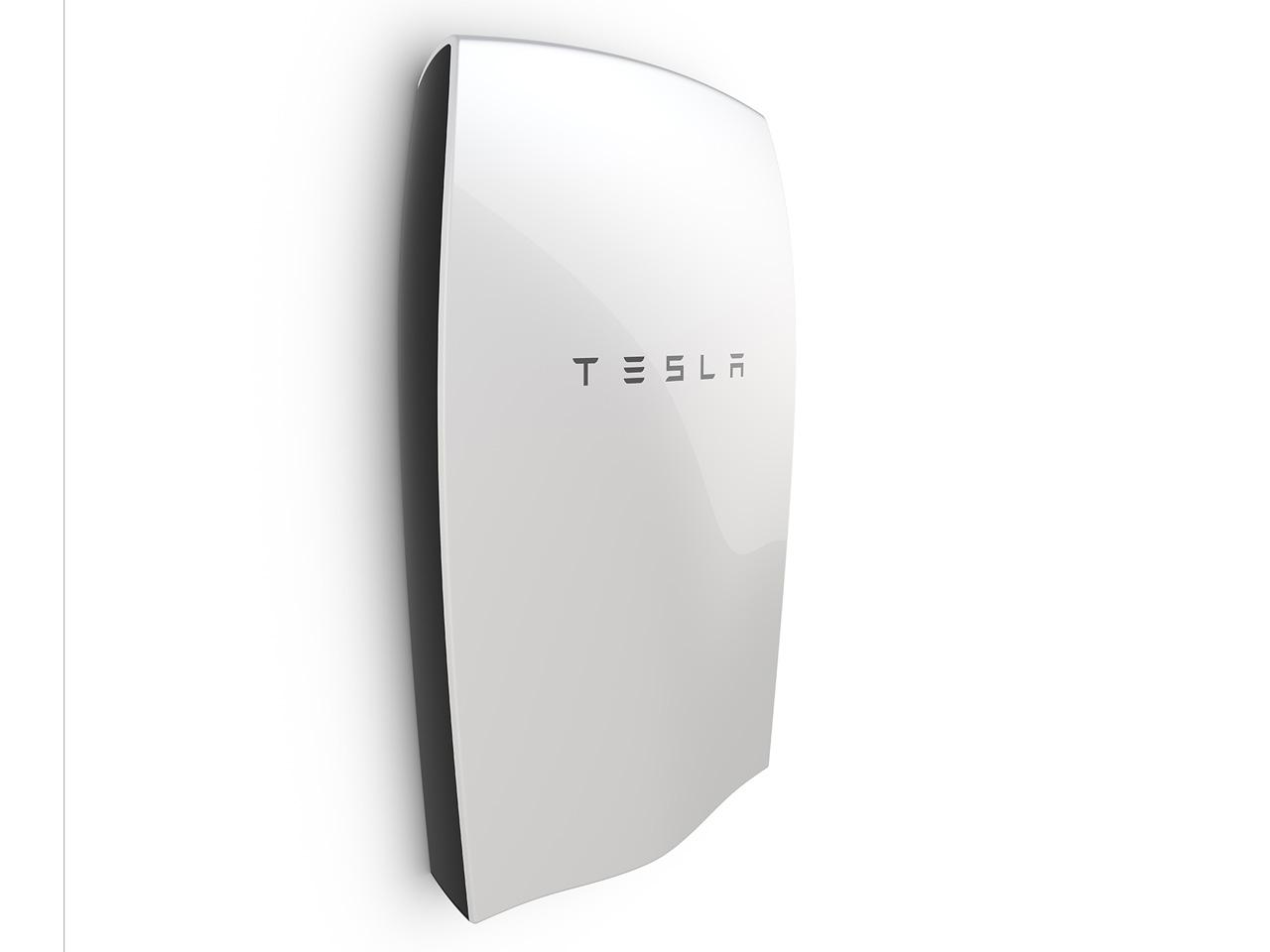 Tesla Powerwall (Bild: Tesla)