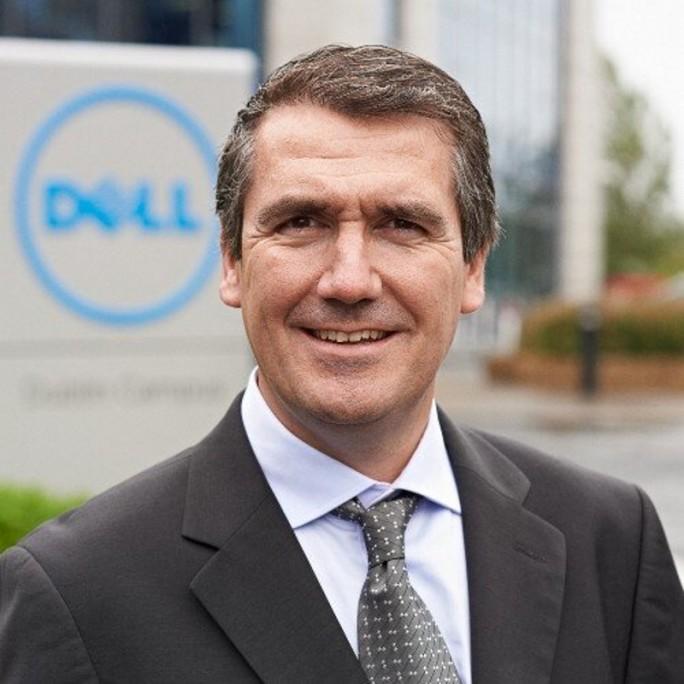 Aongus Hegarty, EMEA-Präsident bei Dell, sieht neue Freiheiten ohne die Interessen der Börsen. (Bild: Dell)