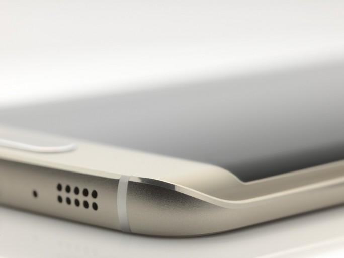 Samsung Galaxy Edge. (Bild: Samsung)