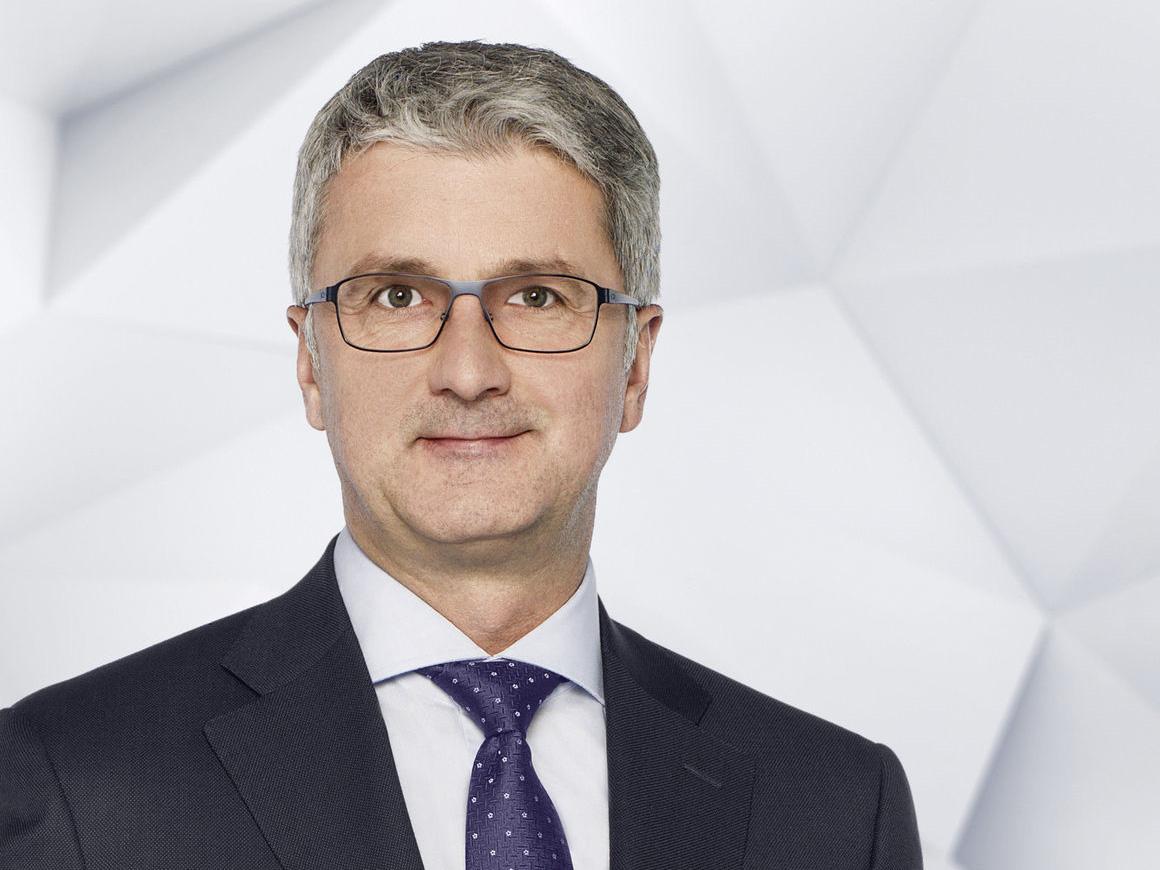 Audi-CEO Rupert Stadler. (Bild: Audi AG)