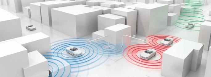 Digitalisierung der städtische Infrastruktur. (Bild: Audi AG)