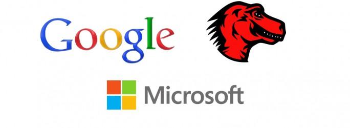 Google, Microsoft, Mozilla. (Bild: Google, Microsoft, Mozilla)