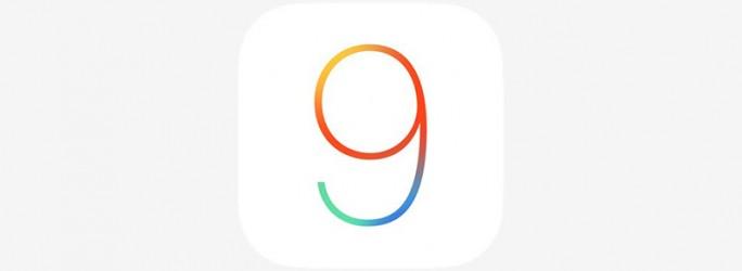 Logo iOS 9 (Bild: Apple)