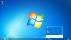 Windows 10 Upgrade. (Bild: Microsoft)
