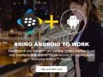 BlackBerry-Android-Gerücht bekommt neue Nahrung