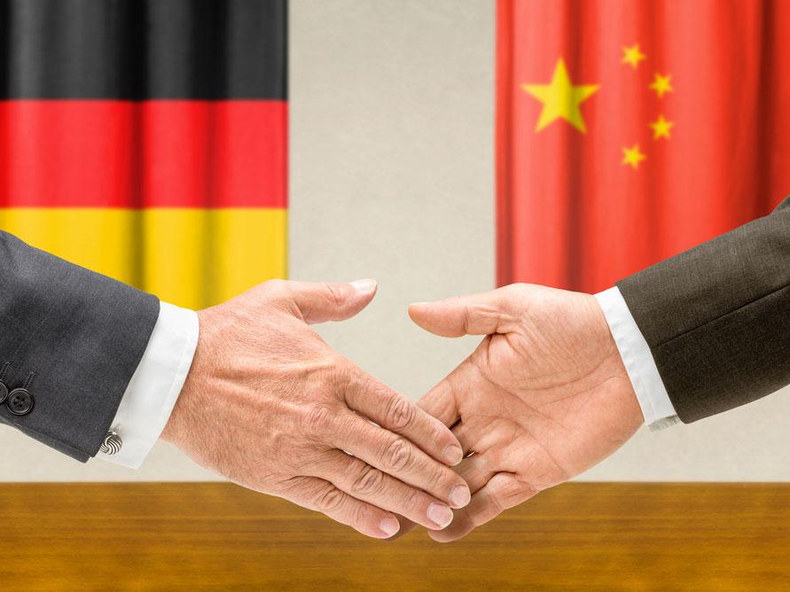 Deutschland Und China Kooperieren Bei Industrie 4 0