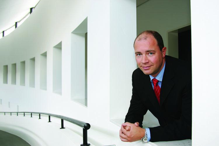 """Ralph Dommermuth, CEO von United Internet will weiter durch Zukäufe wachsen und plant daher den Bereich """"Buiness Applications"""" an die Börse zu bringen. (Bild: United Internet)"""