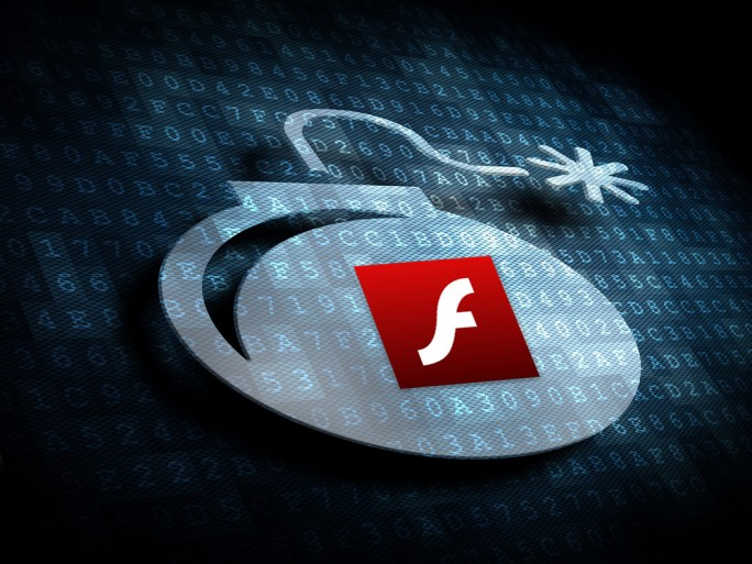 Adobe Flash: Bombe (Bild: ZDNet.de)