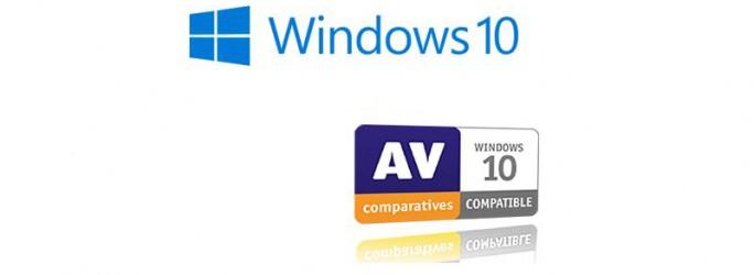AV-Comparatives zu Windows 10 (Grafik: Av-Comparatives)