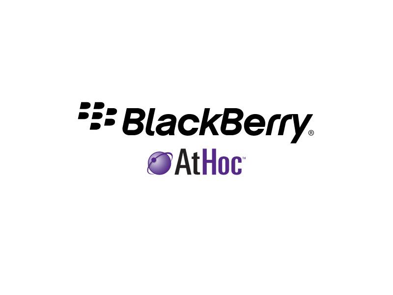 BlackBerry kauft Athoc. (Bild: BlackBerry/AtHoc)