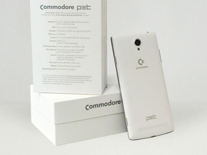 Das Commodore PET kommt mit Emulatoren für C64- und Amiga-Programme (Bild: Commodore Business Machines LTD).