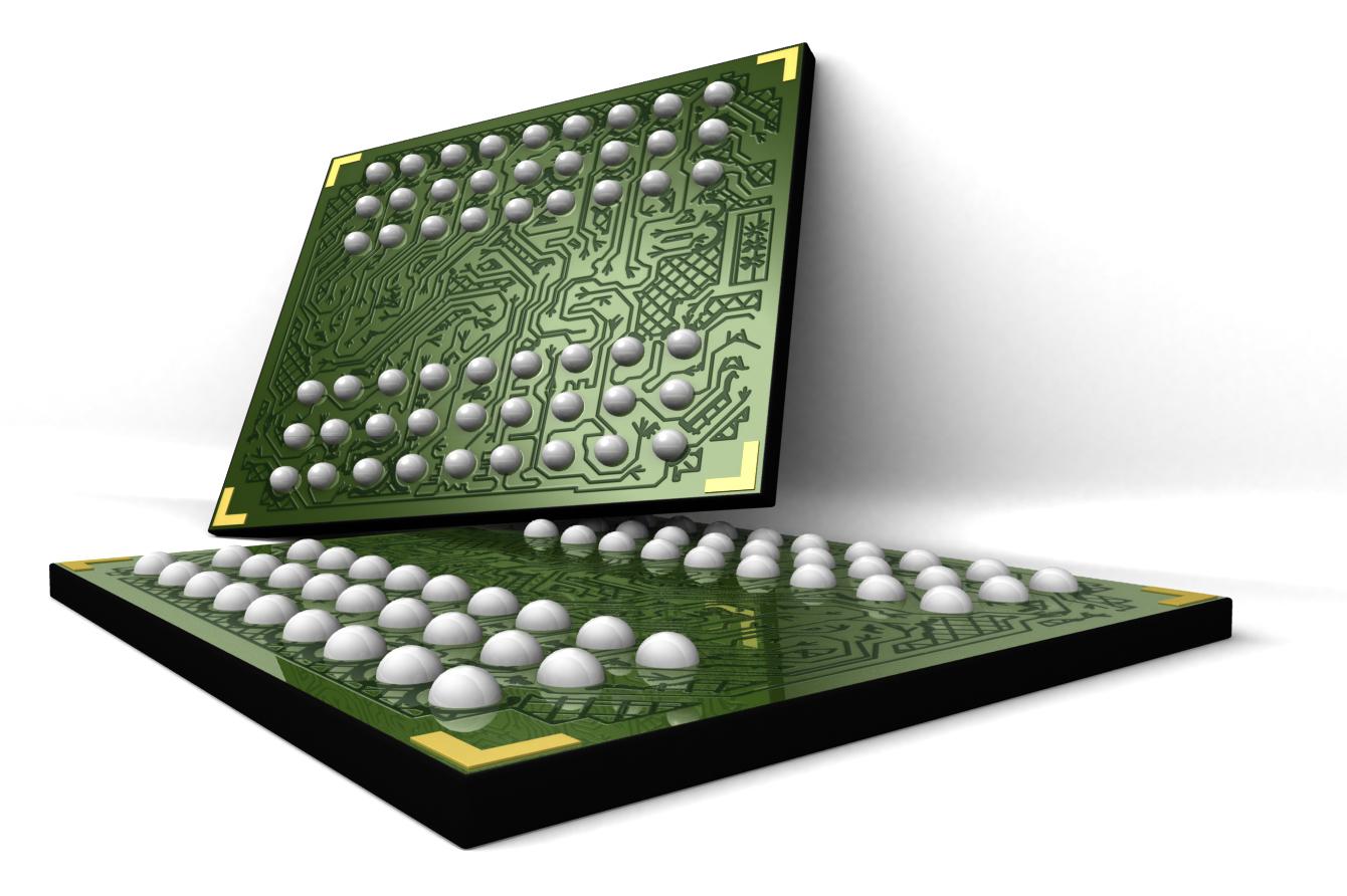DRAM-Hersteller Micron könnte an den staatlichen chinesischen Chip-Hersteller Tsinghua gehen. (Bild: Micron)