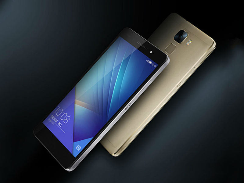 Das Honor 7 wird in drei Versionen auf den Markt kommen (Bild: Huawei).