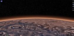 Die NASA erlaubt mit Mars Trek die Erkundung des Roten Planten vom Sofa aus. (Bild: NASA)