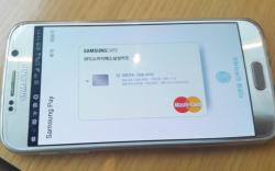 In Südkorea wird Samsung Pay beresit seit längerem angeboten (Bild: Cho Mu-hyun/ZDNet.com)
