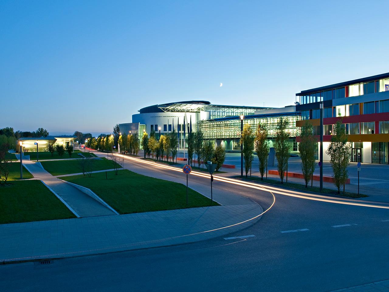 An der TU München in Garching hat das Zentrum Digitalisierung.Bayern seinen Hauptsitz. (Bild: Uli Benz / TU München)