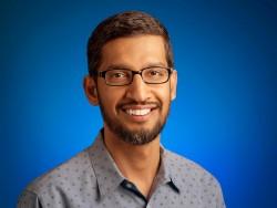 Google-CEO Sundar Pichai. (Bild: Google)