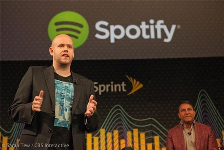 spotify-daniel-ek (Bild: Sarah Tew/CBS Interactive)
