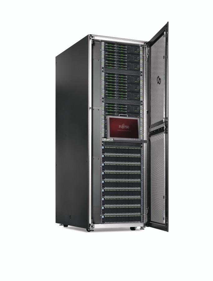 Unified Data Protection von Fujitsu mit der Appliance ETERNUS CS8000 V6. (Bild: Fujitsu)