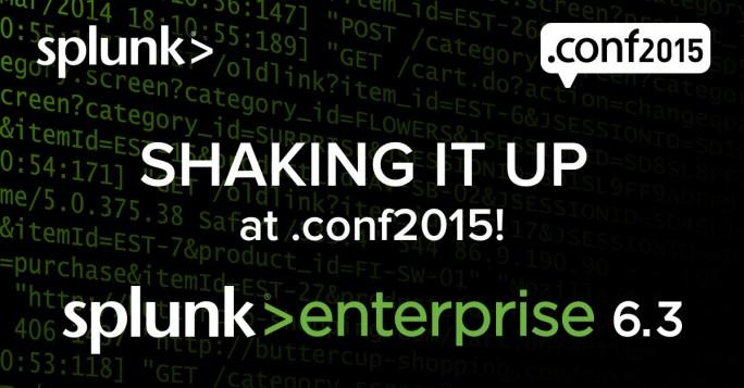 Splunk .conf 2015