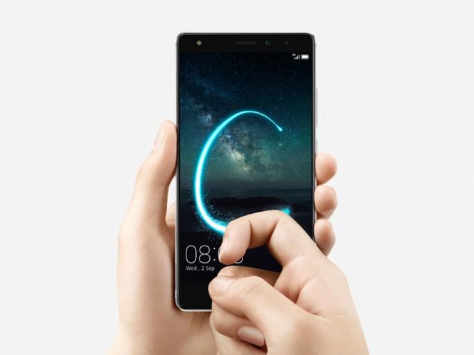 Huawei-Mate-S-Knuckle-Control (Bild: Huawei)