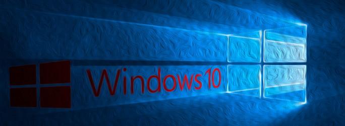 Windows-10-Schriftzug-Rot-OEL (Grafik: ZDNet.de)