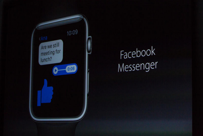 Facebook Messenger läuft künftig auch ohne Unterstützung durch ein iPhone. (Bild: James Martin/CNET)